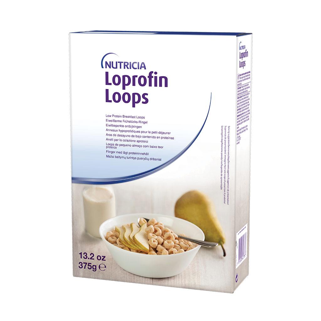 Loprofin Cereais de pequeno almoço em anéis