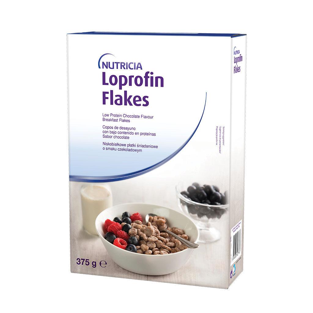 LP Cereais de mel tipo corn flakes