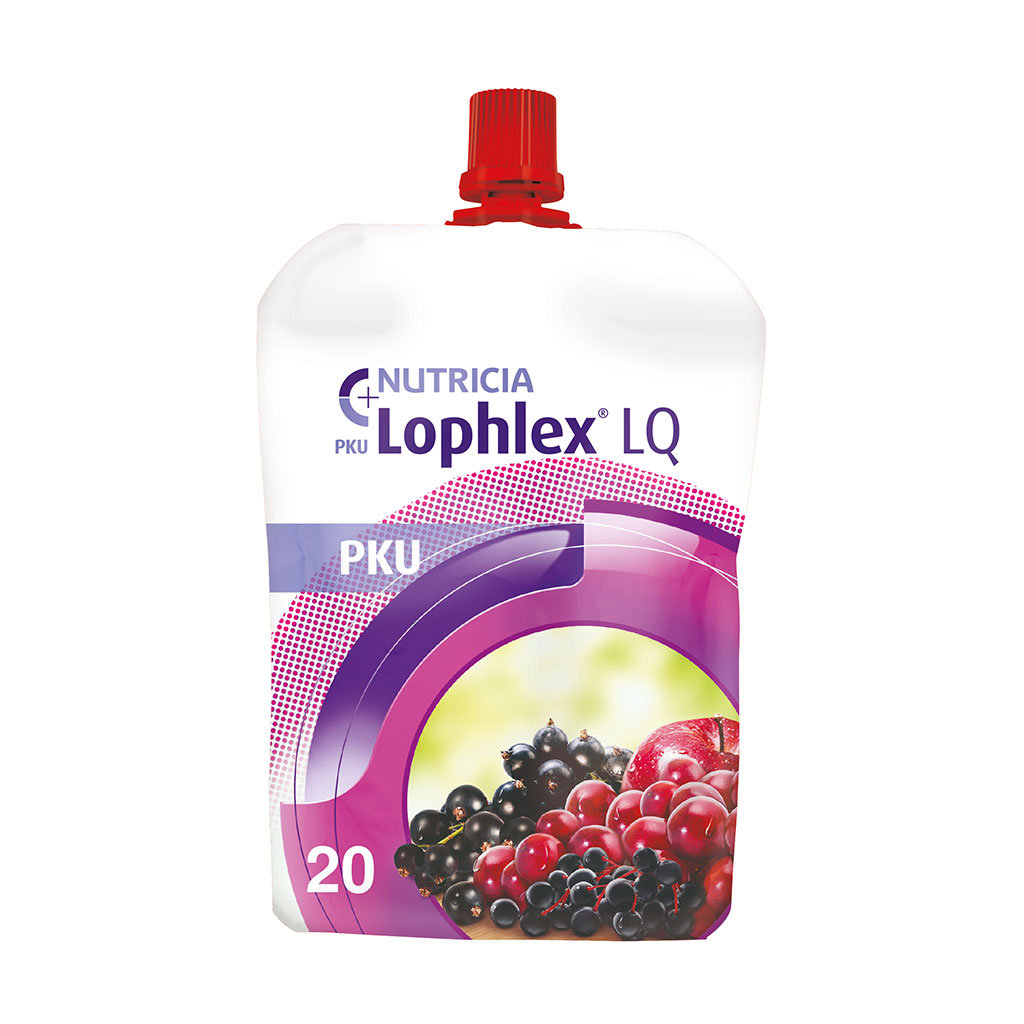 PKU Lophlex Frutos Silvestres LQ 10/20